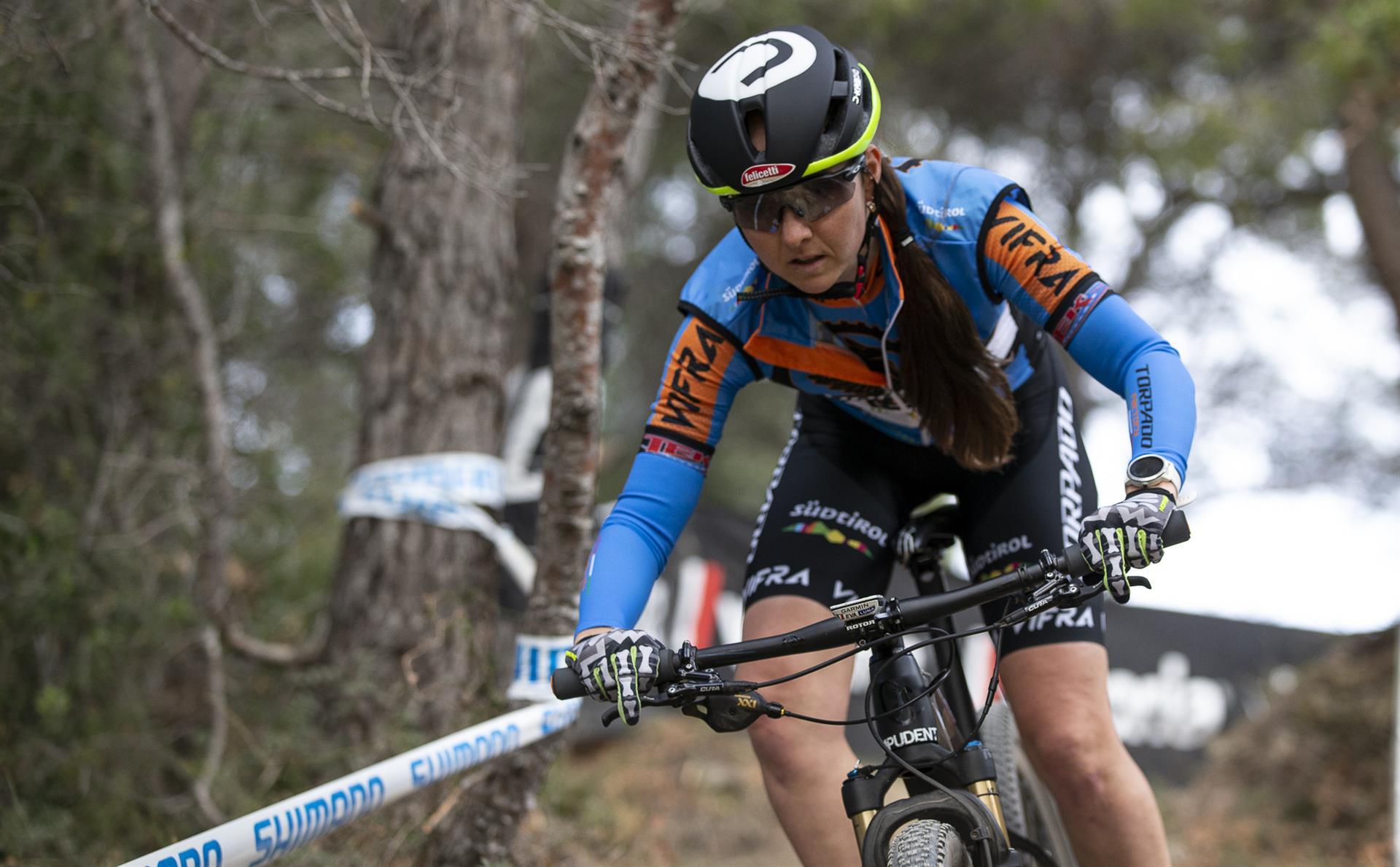 Eva Lechner è una delle favorite della prima tappa di Internazionali d'Italia Series